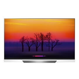 LG 65-in OLED 4K UHD Smart TV with webOS 4.0 - OLED65E8P