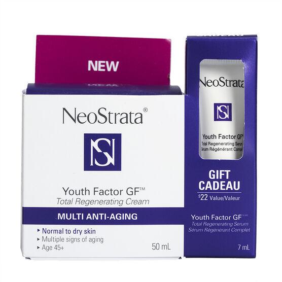 NeoStrata Youth Factor GF Total Regenerating Cream - 50ml