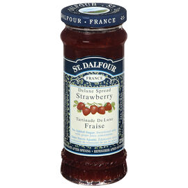St. Dalfour Deluxe Spread - Strawberry - 225ml