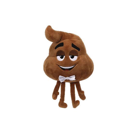 TY Beanie Baby - Emoji Movie - Poop Sr. - 6in