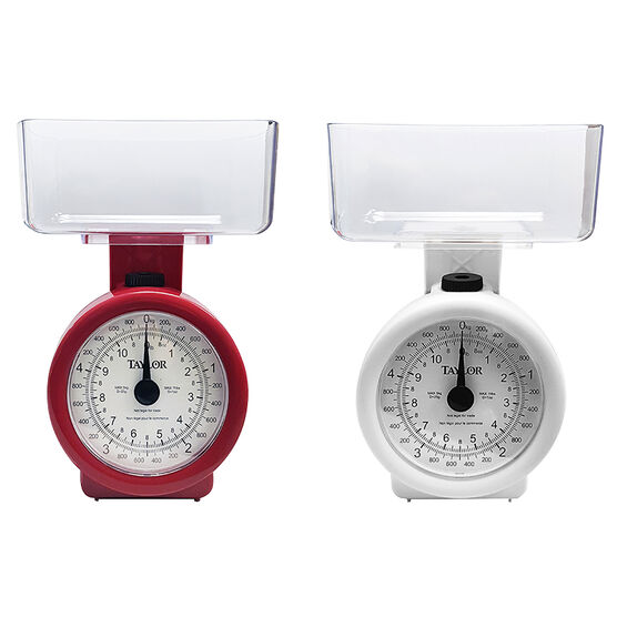 Taylor Mechanical Scale - 5kg Max - Assorted