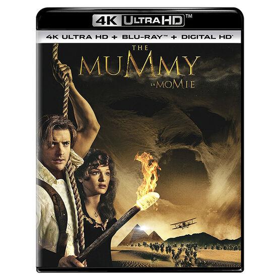 The Mummy (1999) - 4K UHD Blu-ray
