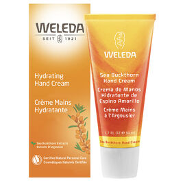 Weleda Sea Buckthorn Hydrating Hand Cream - 49.5g