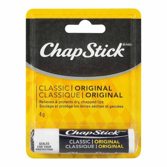 Chapstick Regular Lip Balm - 4g