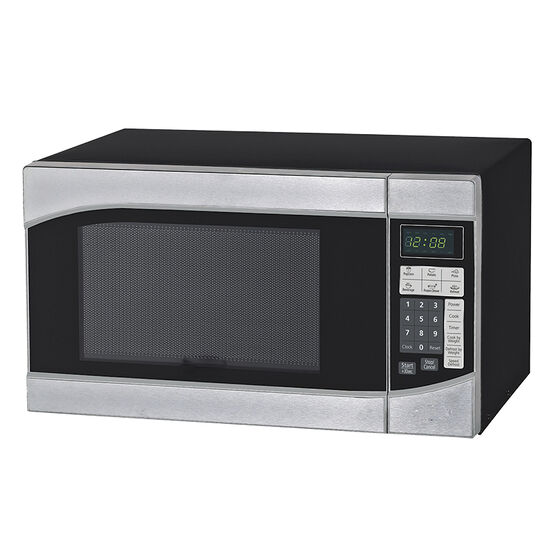 Curtis 0.9 Microwave Oven - Stainless Steel - MW906