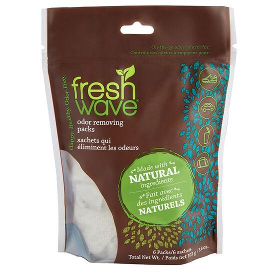 Fresh Wave Odor Removing Pack - 6 packs
