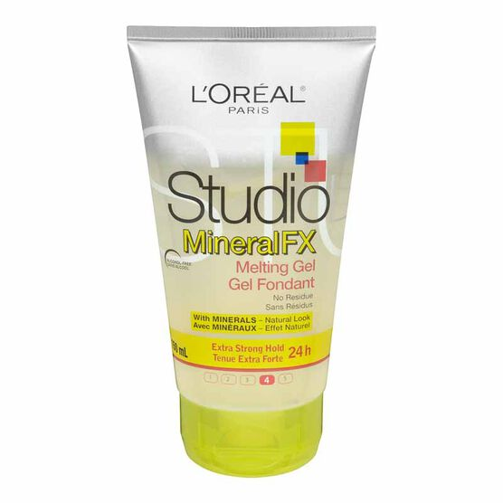 L'Oreal Studio Line MineralFX Melting Gel - Extra Strong Hold - 150ml