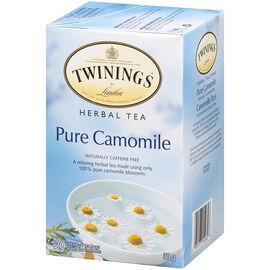 Twinning Herbal Tea - Pure Camomile - 20's