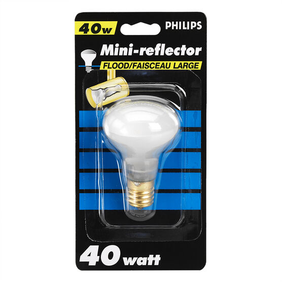 Philips 40W Mini-Reflector
