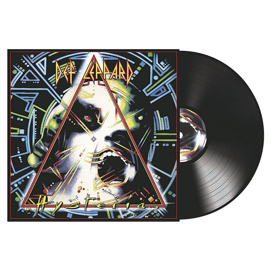 Def Leppard - Hysteria (Remastered 30th Anniversary Edition) - 2 LP Vinyl