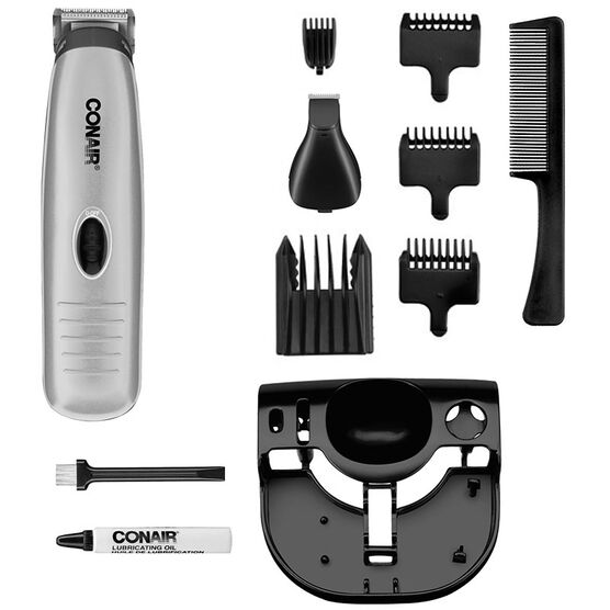 Conair Deluxe Beard & Mustache Trimmer - GMT170RCSC