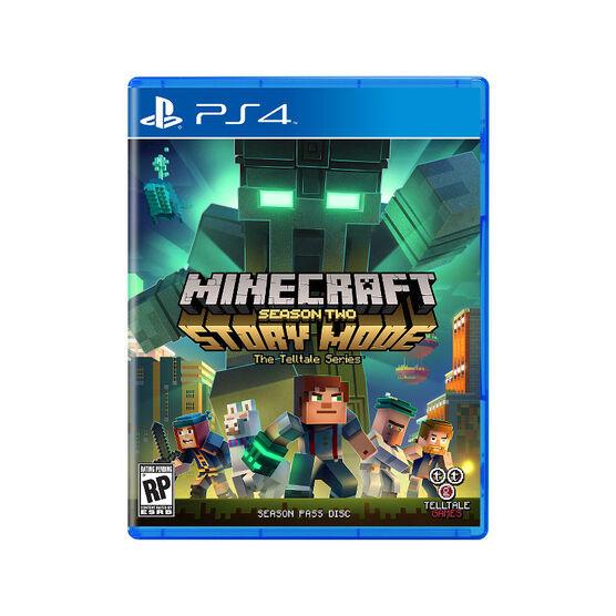 PS4 Minecraft Story Mode: Season 2