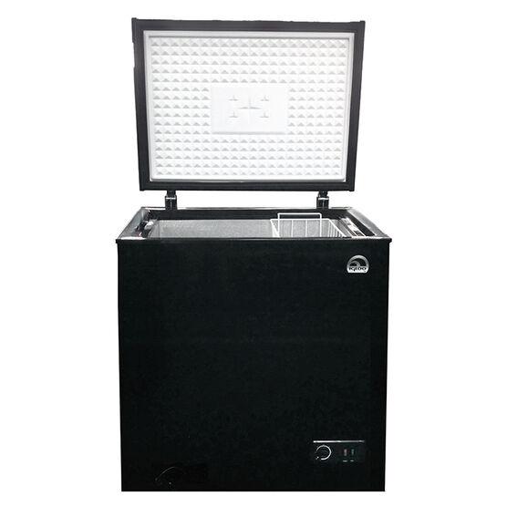 Igloo 5.1 Cu.Ft. Freezer - Black - FRF454