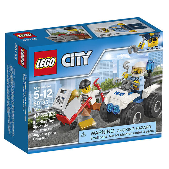 LEGO City - ATV Arrest