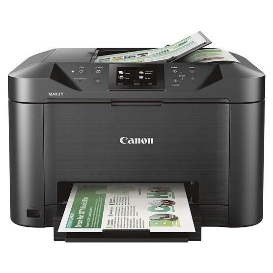 Canon Maxify MB5120 Wireless Small Office All-in-One Printer - 0960C003