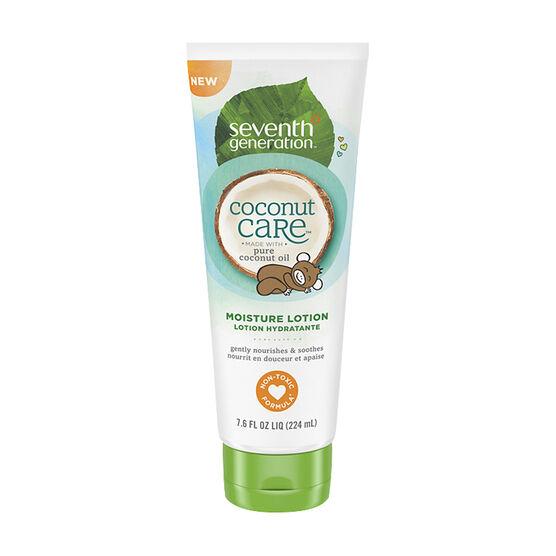 Seventh Generation Coconut Care Moisture Lotion - 224ml