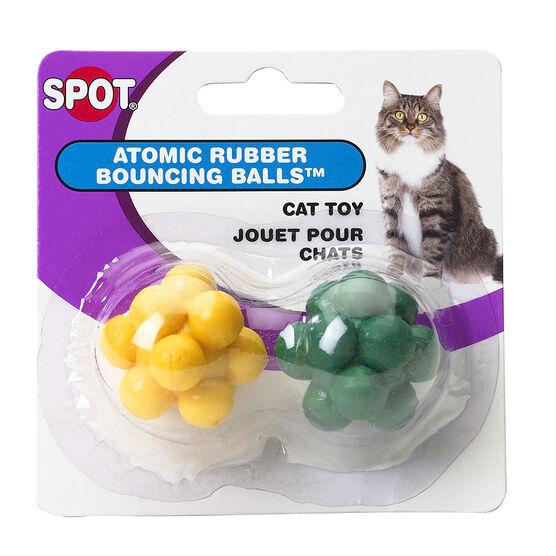 Spot Atomic Bouncing Balls - 2 pack - Assorted