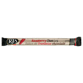 R.J.'s Licorice Raspberry Chocolate Log - 40g