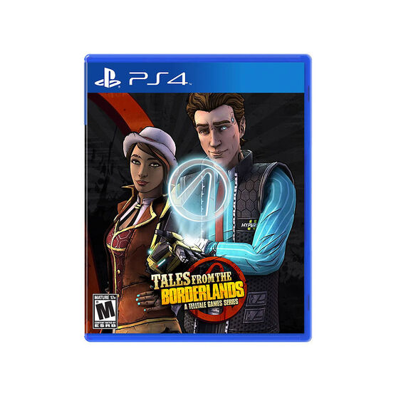 PlayStation 4 Tales from the Borderlands: A Telltale Games Series