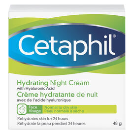 Cetaphil Hydrating Night Cream - 48g