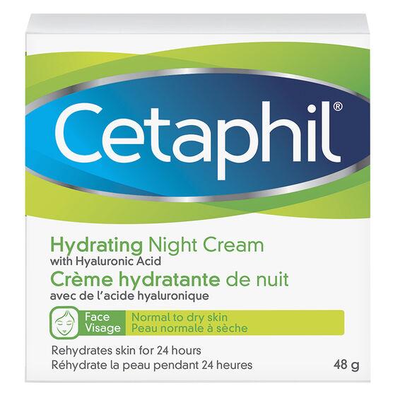 Cetaphil Hydrating Night Cream - 48g