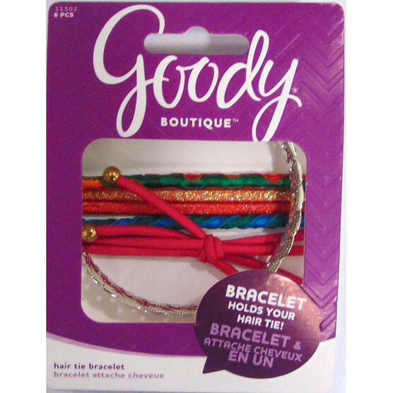 Goody Boutique Hair Tie Bracelets - 11502 - 6's