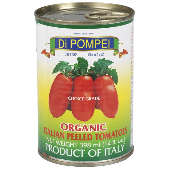 Di Pompei Organic Italian Peeled Tomatoes - 400g