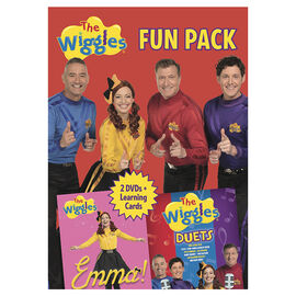 The Wiggles: Fun Pack - DVD