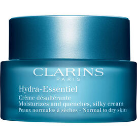 Clarins Hydra-Essentiel Silky Cream - Normal to Dry Skin - 50ml