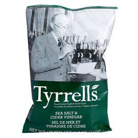 Tyrrell's Chips - Sea Salt and Vinegar - 150g
