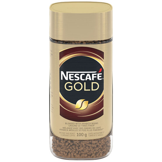 Nescafe Gold Instant Coffee - Espresso - 100g