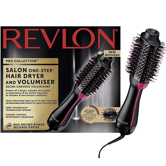 Revlon Pro Collection Salon One-Step Hair Dryer and Volumizer - RVDR5222FN1