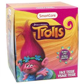 Smartcare Trolls Facial Tissues - 85's