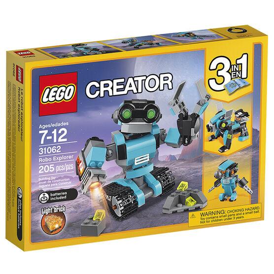 LEGO Creator 3in1 - Robo Explorer