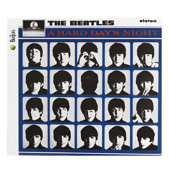 The Beatles - A Hard Day's Night: Remastered - CD