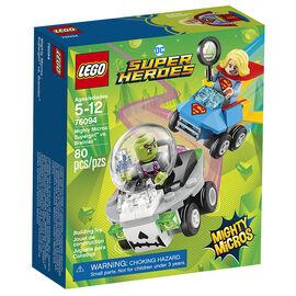 "LEGO® DC Comics Super Heroes - Mighty Micros Supergirlâ""¢ vs. Brainiacâ""¢"