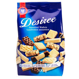 Hans Freitag Desiree Assorted Wafers - 300g