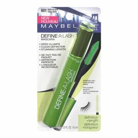 Maybelline Define-A-Lash Definition and Length Mascara - Very Black