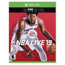 Xbox One NBA Live 19