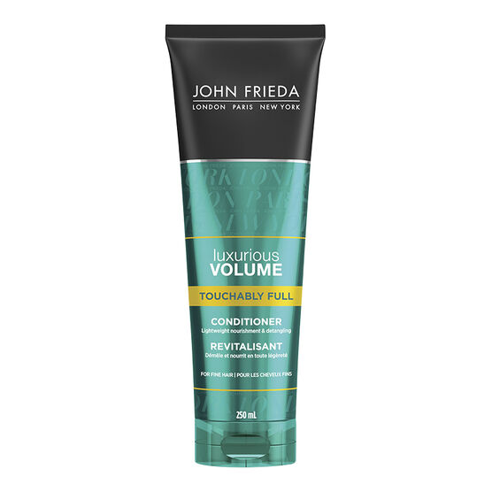 John Frieda Luxurious Volume Touchably Full Conditioner - 250ml