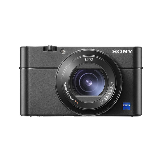 Sony Cyber-shot RX100 V Digital Camera - Black - DSCRX100M5