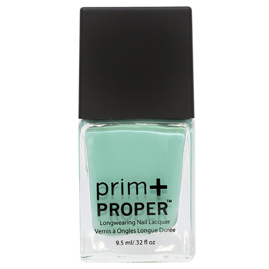 Prim + Proper Nail Lacquer - Eyes of Jade