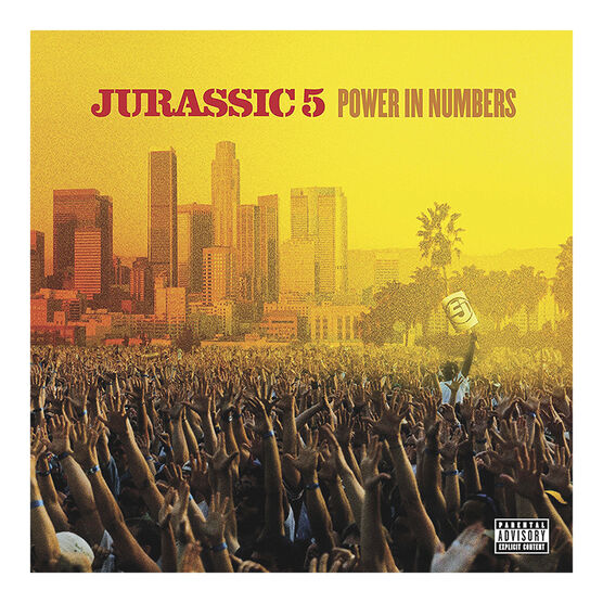 Jurassic 5 - Power in Numbers - Vinyl