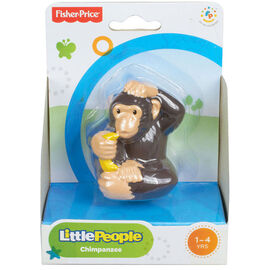 Fisher Price Little People Zoo Animals - Chimpanzee