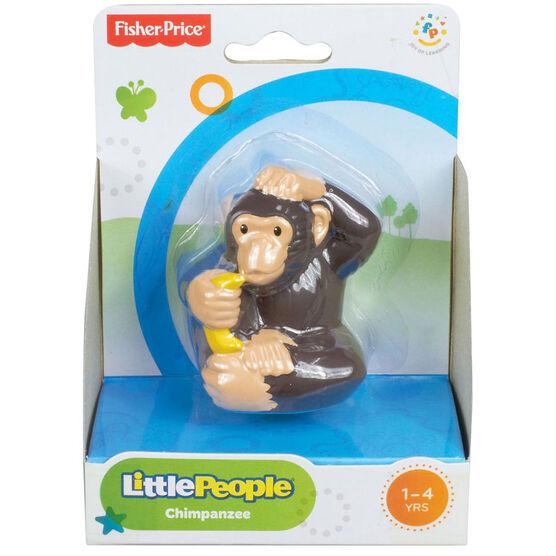 Fisher Price Little People Zoo Animals - Chimpanzee