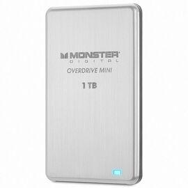 Monster OverDrive Mini SSD External Drive - 1TB - SSDOM-1000-A