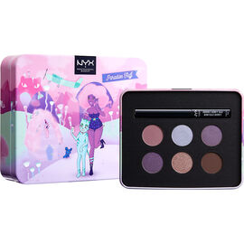 NYX Professional Makeup Paradise Fluff Shadow & Liner Set