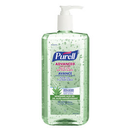 Purell Advanced Hand Sanitizer Gel - Refreshing Aloe - 1L
