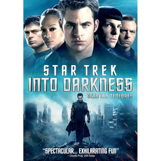 Star Trek Into Darkness - DVD