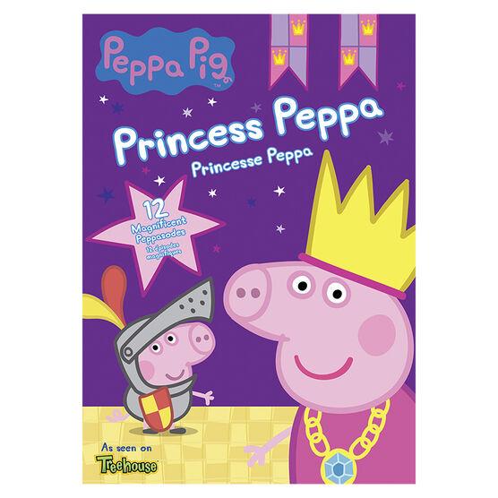Peppa Pig: Princess Peppa - DVD